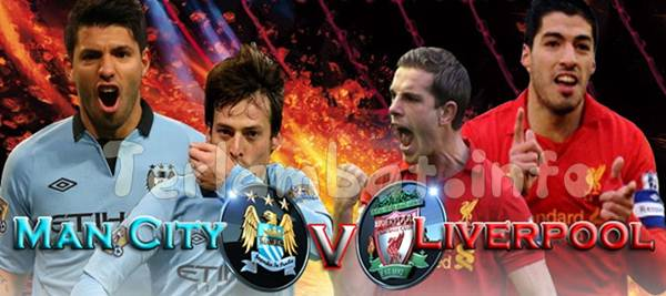 Prediksi City VS Liverpool 3 Februari 2013 Liga Inggris
