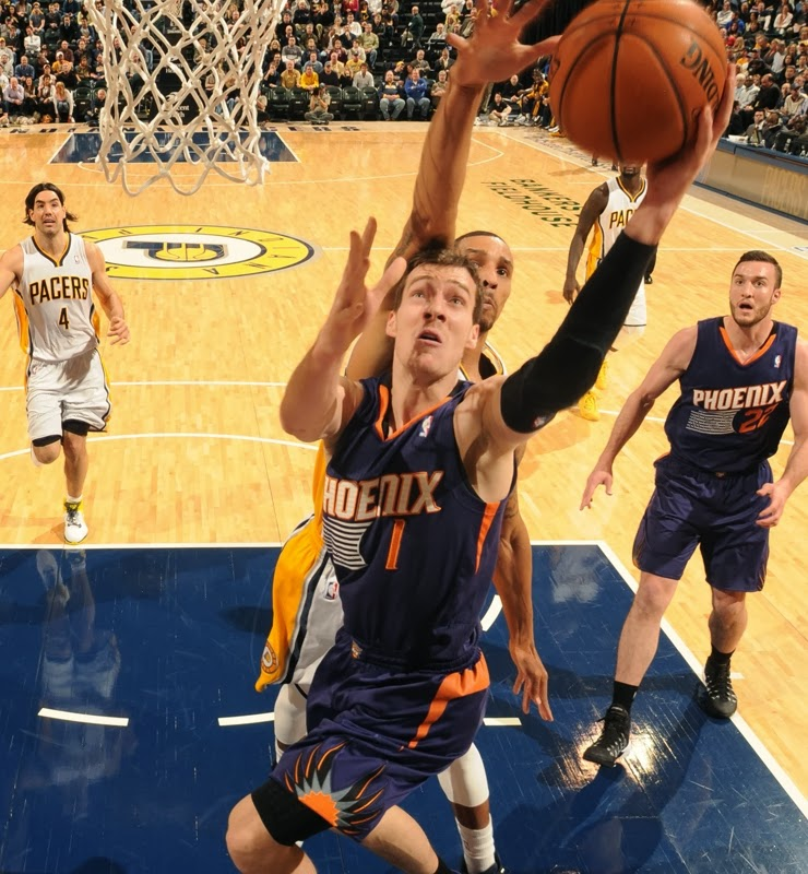 Phoenix Suns Goran Dragic One Of Top Snubs For The 2014