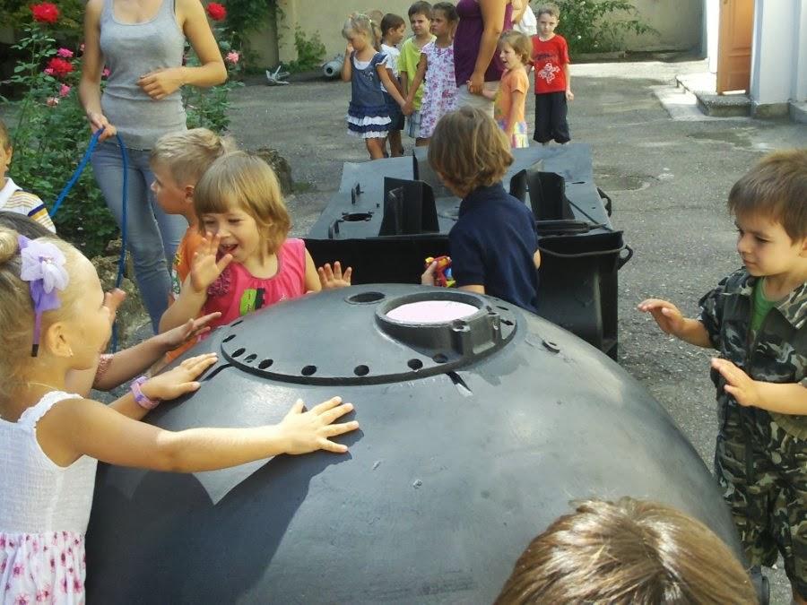 экскурсии для детей детский садик Островок