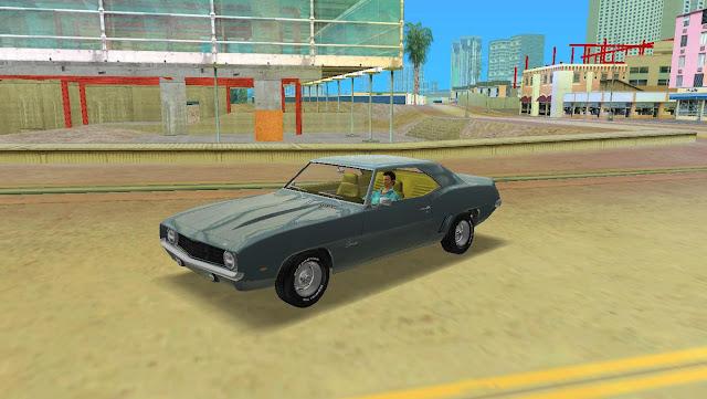 Chevrolet Camaro 1969 GTA Vice City