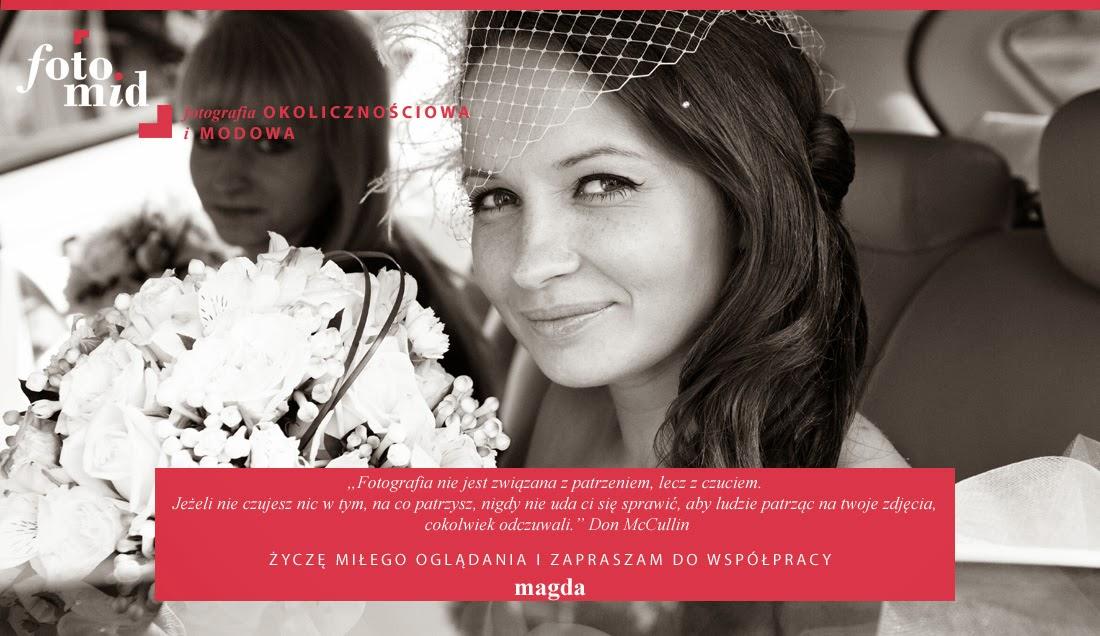 Magdalena Buze Fotografia Ślubna i Okolicznościowa