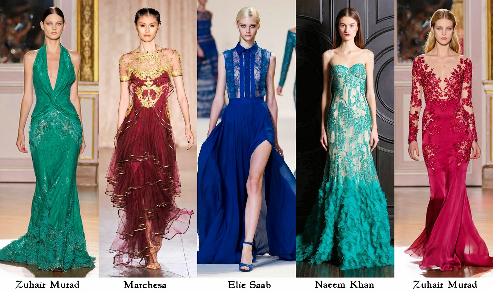 Fashion Evening Gown | Fashion Design