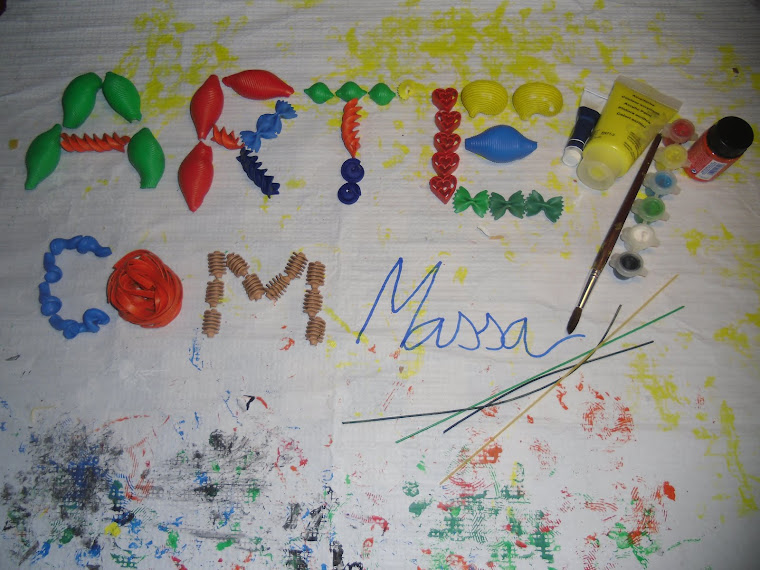 Arte com Massa