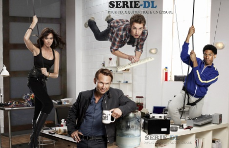 [FS]Breaking In Saison 1 [VostFr] [7/7] 2011