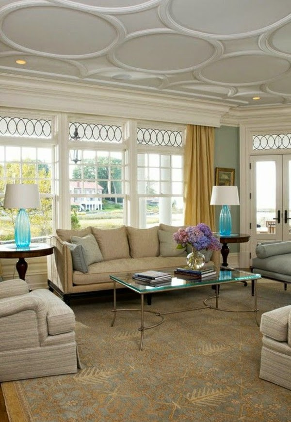 20 Fascinating modern ceiling design ideas for luxury interior