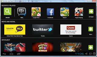 BLUESTACKS Offline Installer 2014 Terbaru