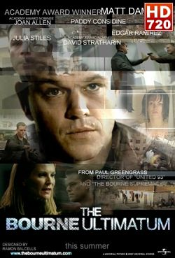 El ultimátum de Bourne (The Bourne Ultimatum) (2007) pelicula hd online