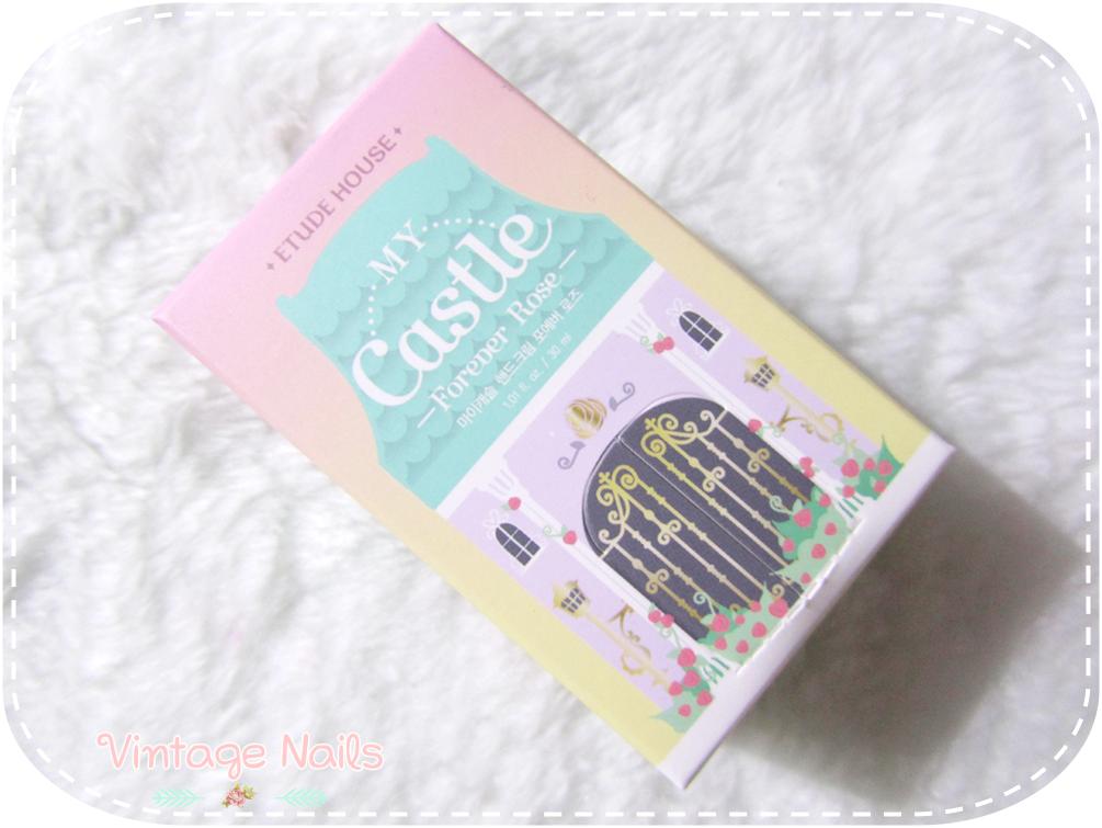 etude house, cosmetica coreana, korean cosmetics, my castle hand cream