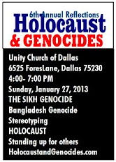 Holocaust and Genocides vertical