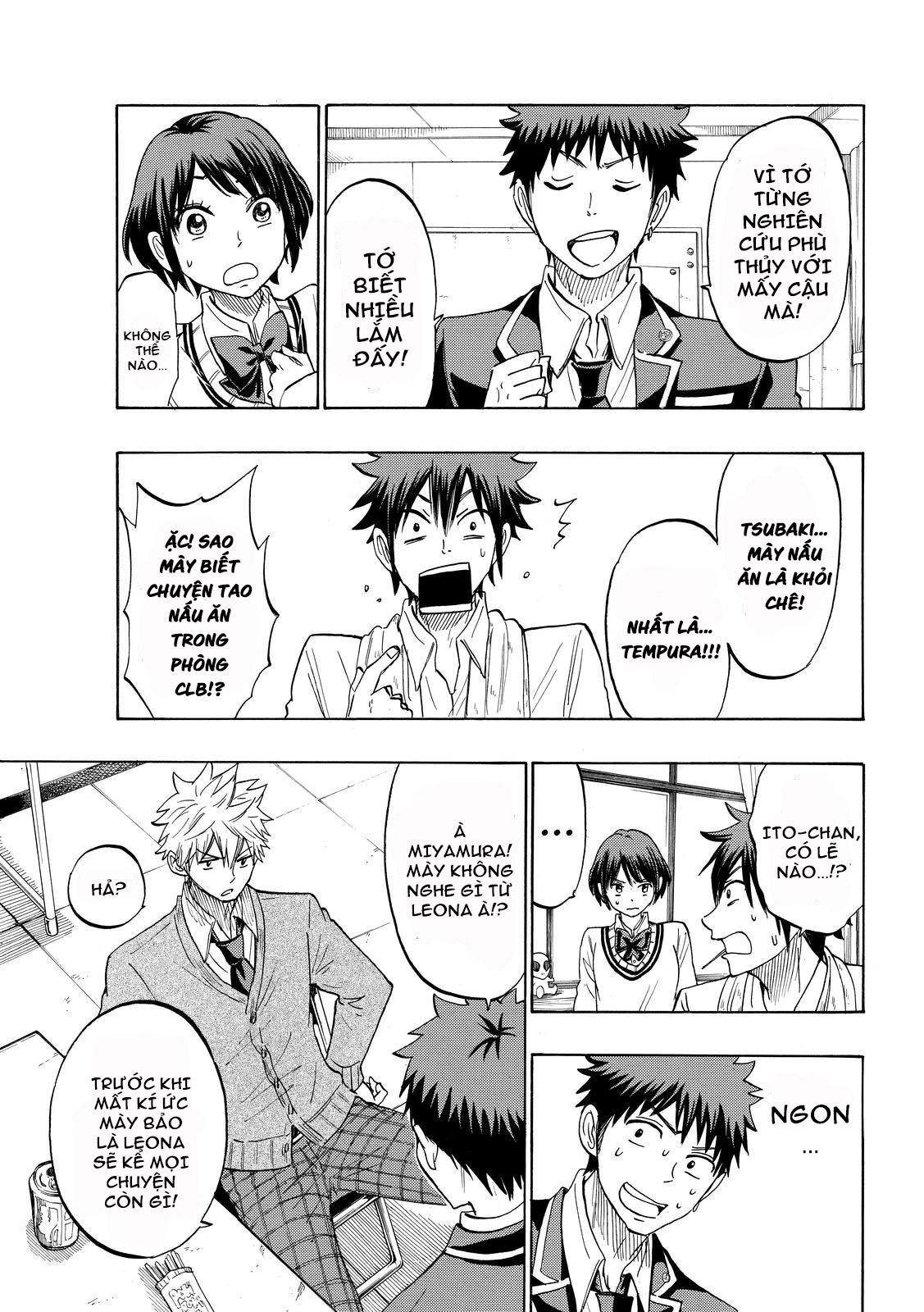 Yamada-kun to 7-nin no majo chap 173 Trang 7 - Mangak.info