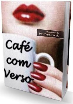 "Antologia ""Café Com Verso "" - Editora Delicatta"
