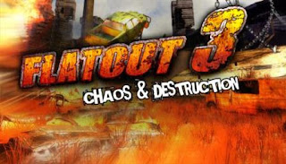 flatout 3 chaos and destruction update 11 RELOADED mediafire download, mediafire pc