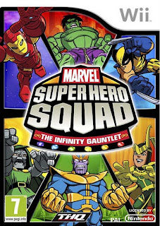 Trucos super hero squad wii