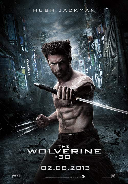 Ngư - The Wolverine 2013