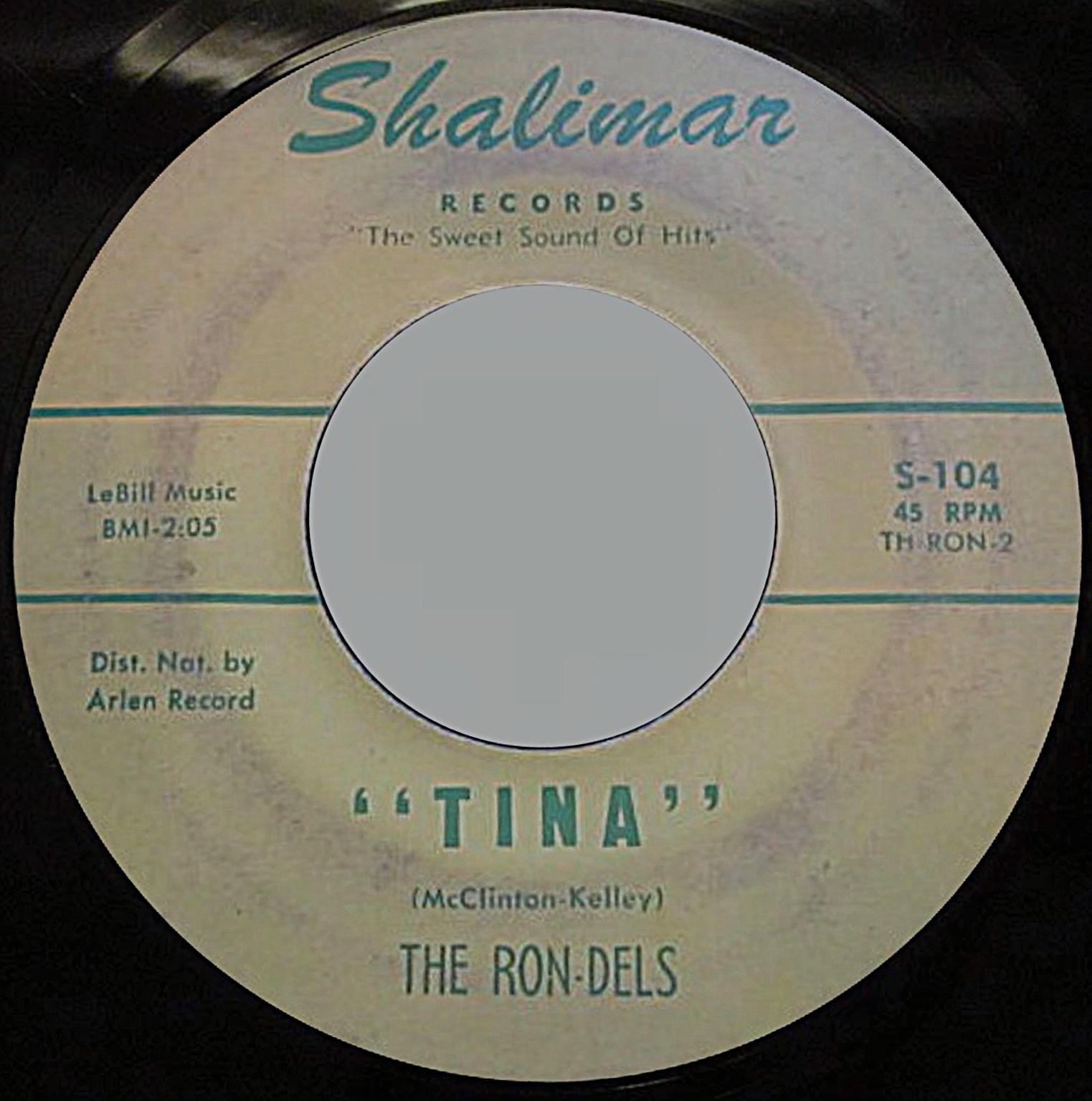 The Rondels - Matilda - Tina