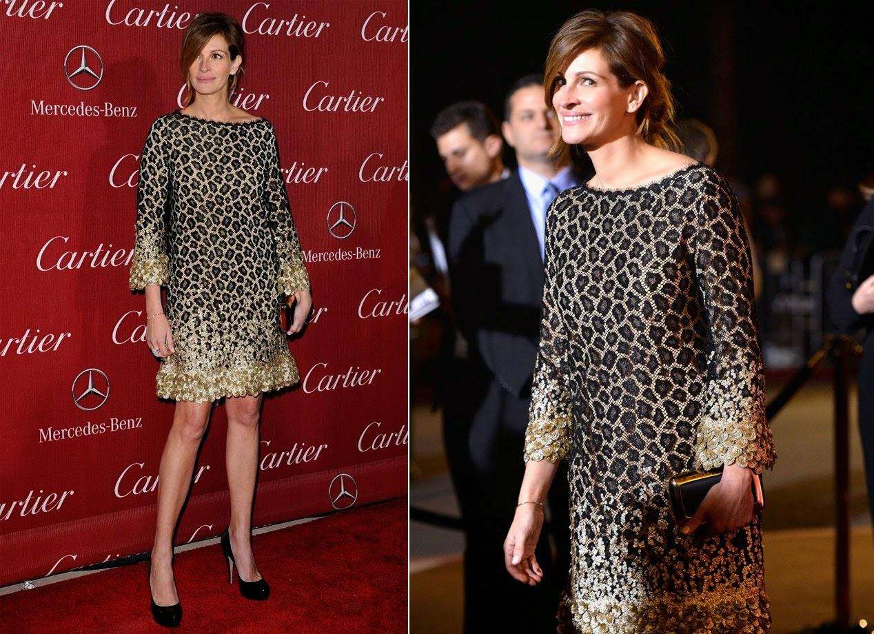 julia roberts oscar vestido:
