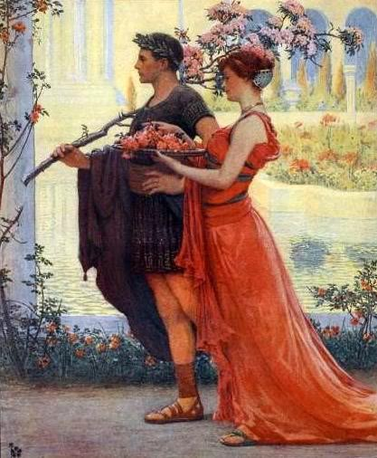 albert herter gifts