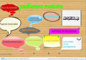pasatiempos musicales