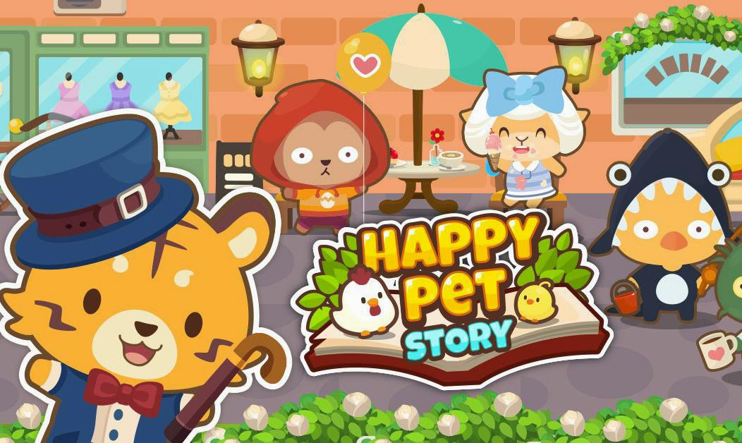 Happy Pet Story Gameplay IOS / Android