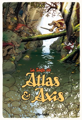 Atlas y Axis - Pau
