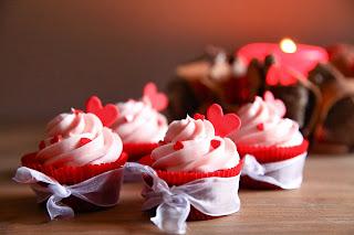cupcakes al cacao profumati al bergamotto