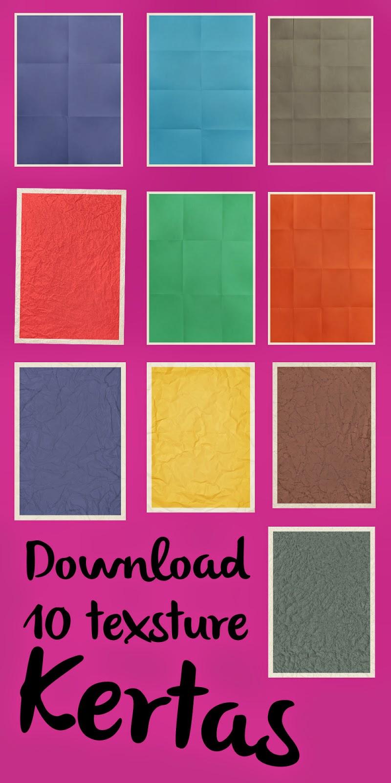 download 10 texture kertas keren