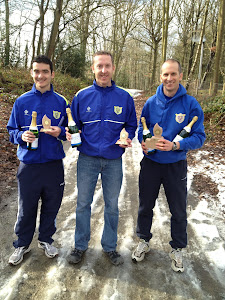 Shrewsbury AC Win Team Gold at Wyre Forest 8