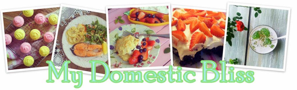 My Domestic Bliss