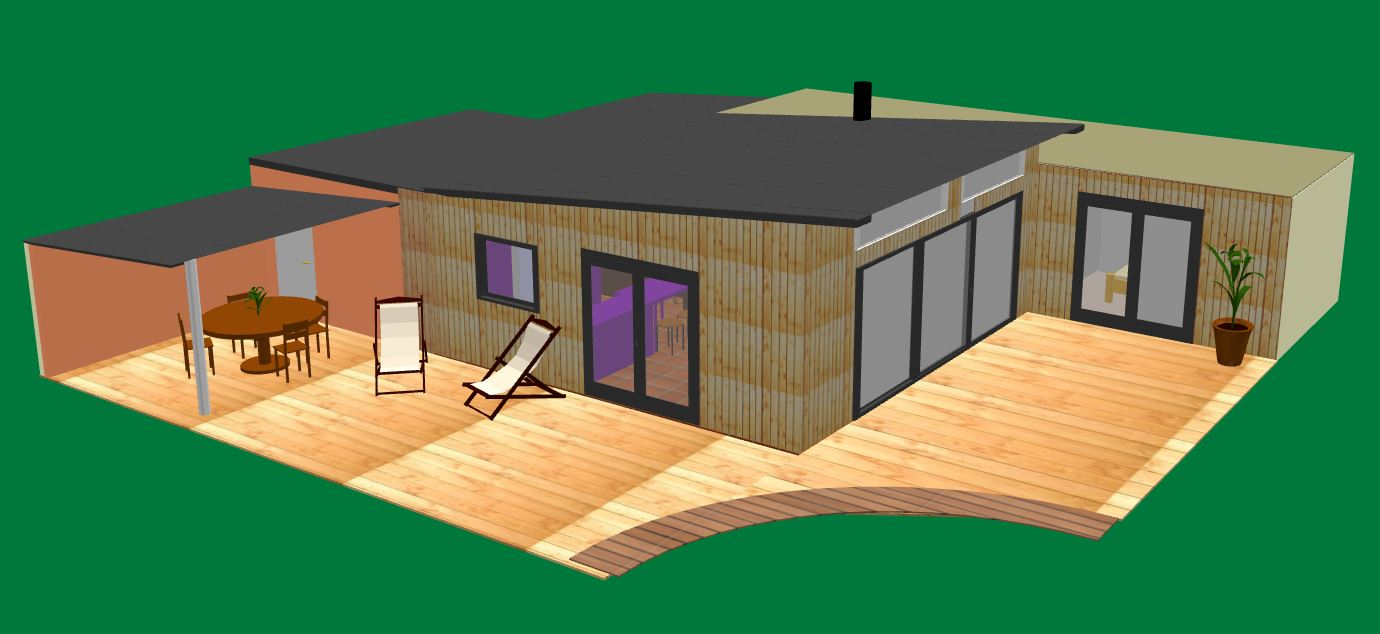Blog ar roz la future maison for Ma maison 3d