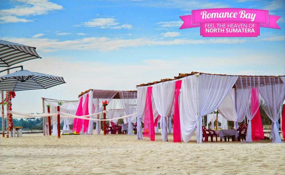 Pantai Romantis (Romance Bay) Sumatera Utara