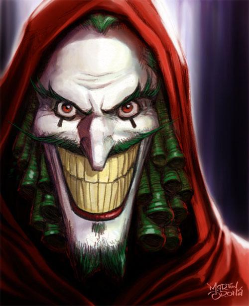 Ilustraciones del Joker 38