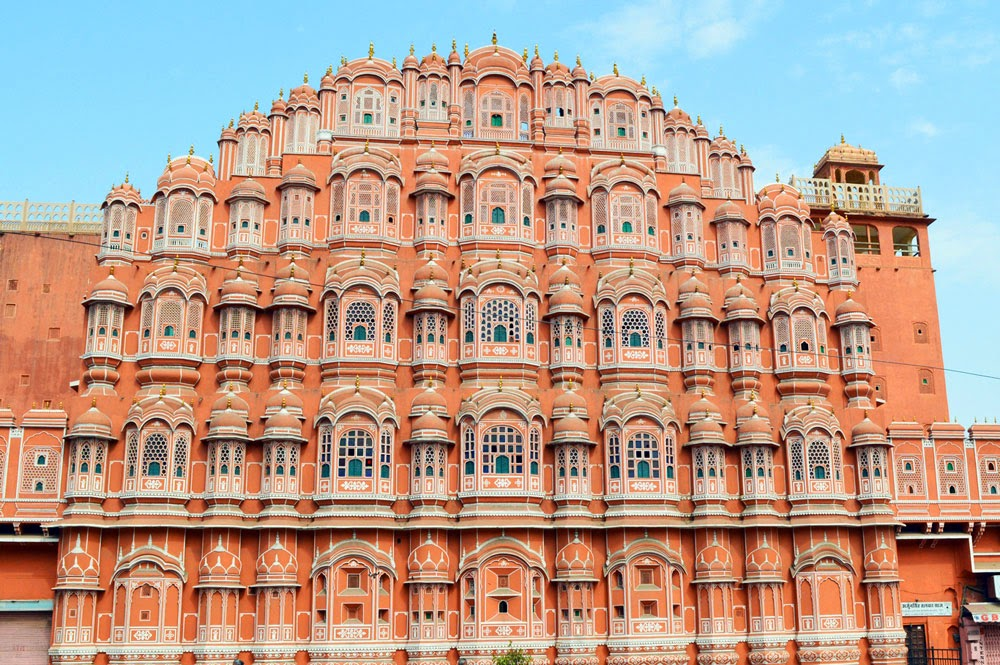 wind Fort Hawa Mahal