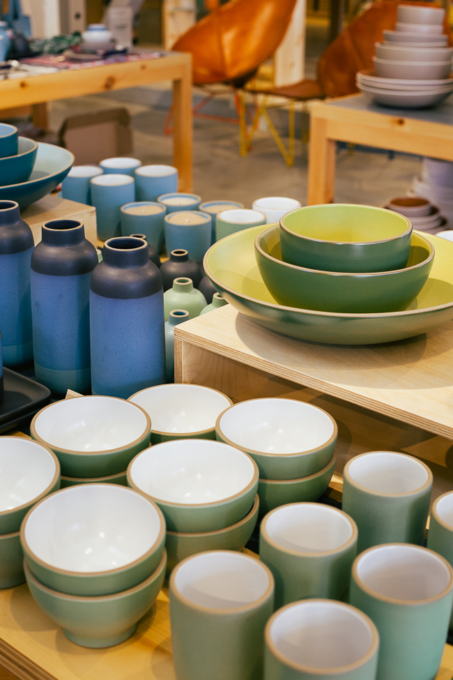 A visit to Heath/ Heath Ceramics