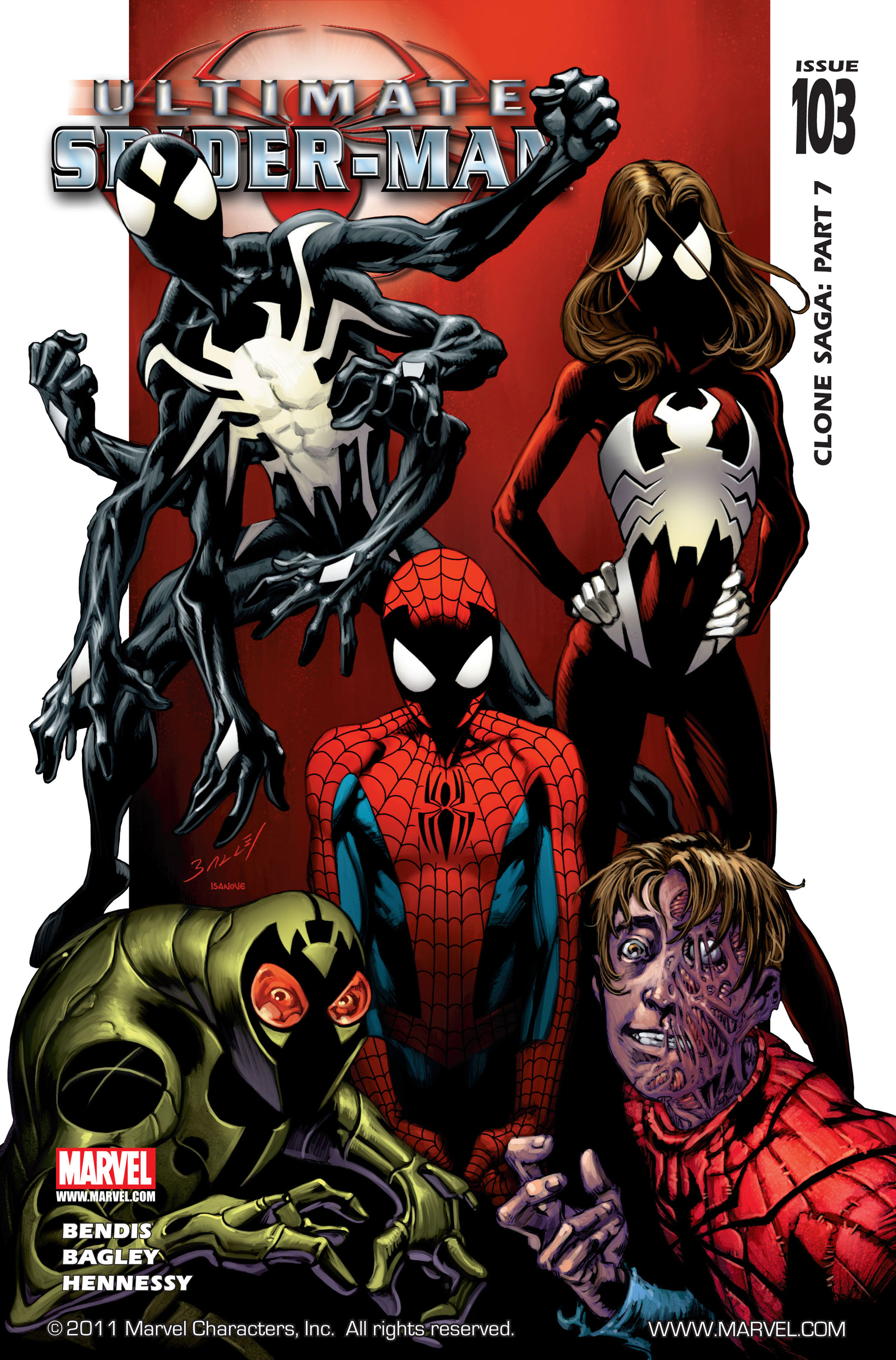 Ultimate Spider-Man (2000) issue 103 - Page 1