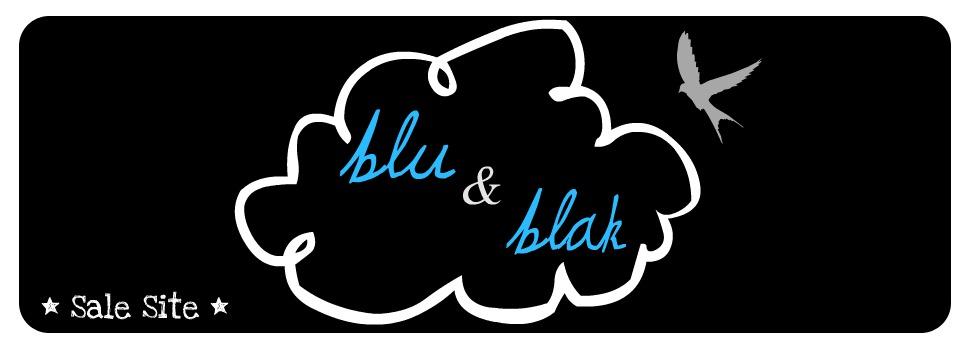 Blu & Blak *SALES SITE*