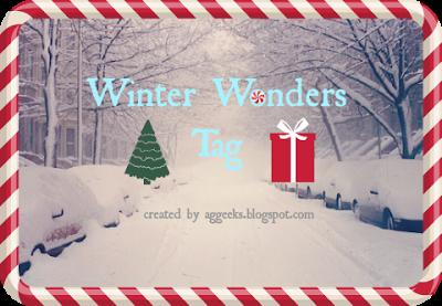 Winter Wonders Tag