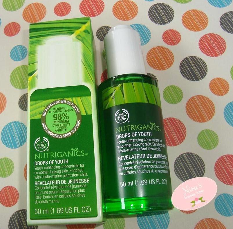 Review The Body Shop Vitamin E Series