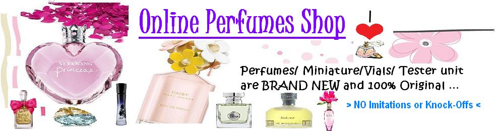 100% Original & Authentics Perfume