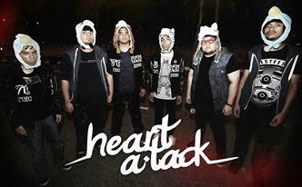 Heart-A-Tack - Hilangkan MP3