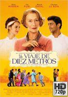 Un Viaje de Diez Metros (2014) BRrip 720p Latino-Ingles