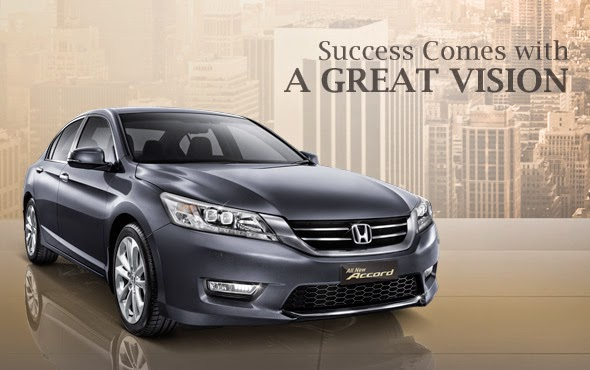 All New Accord