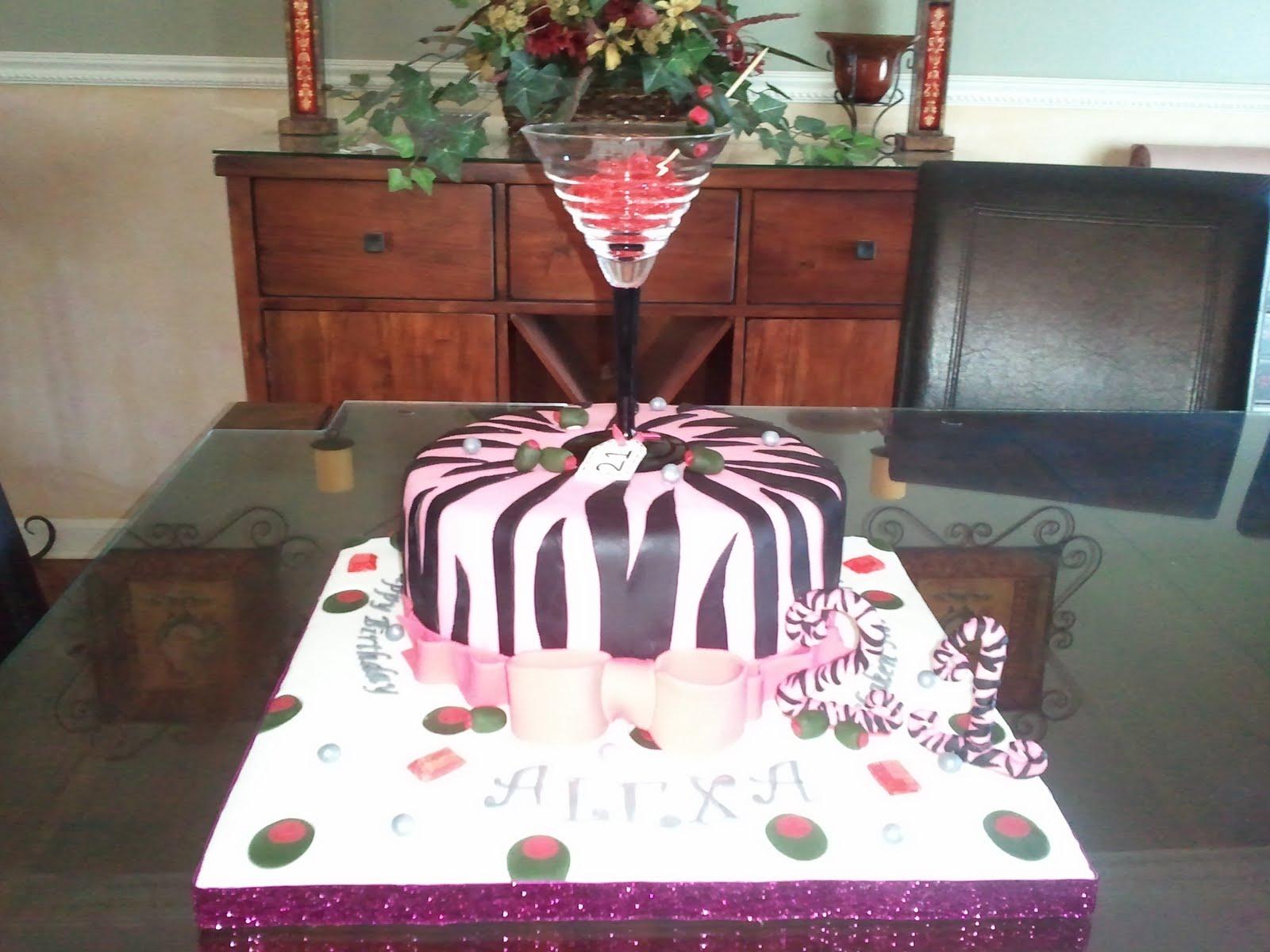 Dessert Divas Kitchen A special 21st birthday