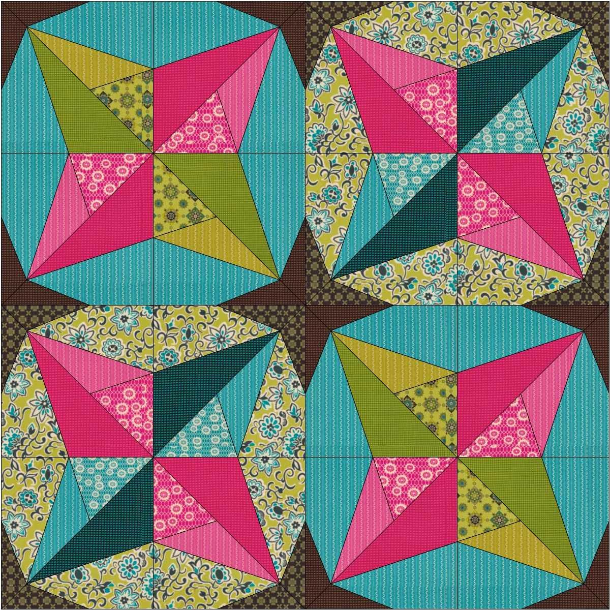 Quiltmaker 100 Blocks Vol 9