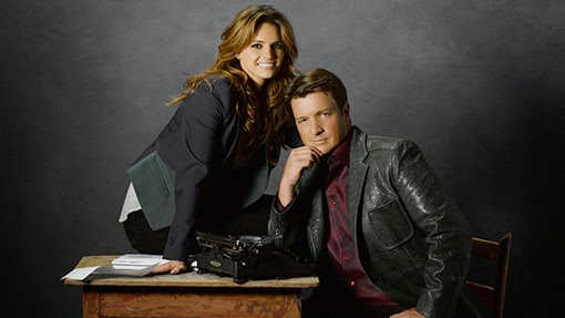 Stana Katic Nathan Fillion Castle ABC Cuatro