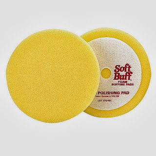 Meguiar's 6.5 Buffing Foam Polishing Pad