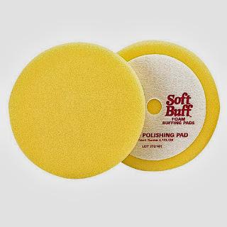 Meguiar's 6.5 Buffing Foam Polishing Pad