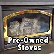 Used Fireplaces