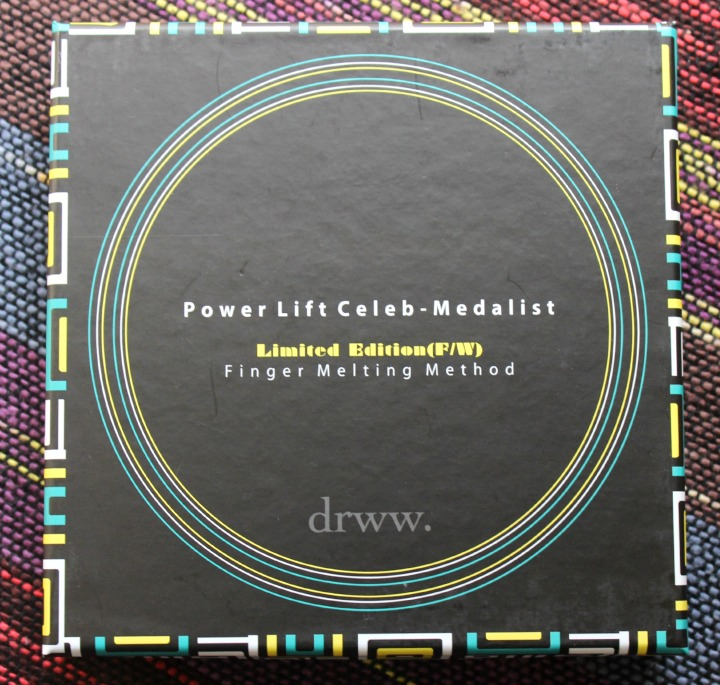 drww. Power Lift Collection memebox Power Lift Celeb-Medalist Finger Melting Method