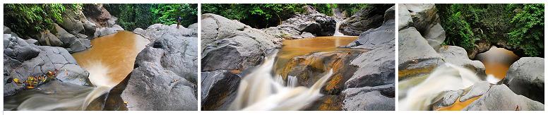Air Terjun Jembatan Batu Wisata Halmahera Utara Wilayah Tobelo Info Tempat Wisata
