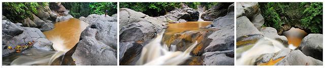 Air Terjun Jembatan Batu - Wisata Halmahera Utara (Wilayah Tobelo)